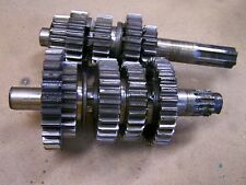 suzuki rm250  transmission gears shafts output input shaft 1982 1983 1984 1985