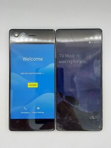ZTE Axon M - 64GB - Carbon Black (AT&T) *Check IMEI*