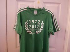 Adidas Germany Away T-Shirt Euro 2012 Green Medium