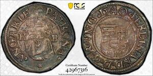 Hungary 1540-KB 1 Denar, PCGS MS63, nice toning