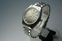 OH,Vintage 1972 JAPAN SEIKO LORD MATIC WEEKDATER 5606-7070 23Jewels Automatic.