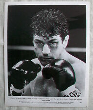 RAGING BULL ROBERT DE NIRO original 1980 presskit photo still Martin Scorsese