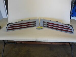 1974-78 Pontiac Firebird Tail Lamps, used