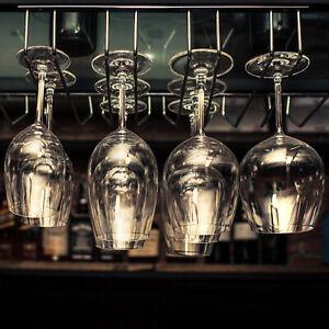 SOTECH Weinglashalter Gläserhalter Gläserschiene Ständer Halter für Weingläser