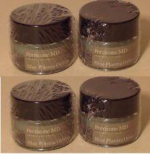LOT of 4 Perricone MD BLUE PLASMA ORBITAL Eye Cream  .25 oz each 1/4 oz.Sealed