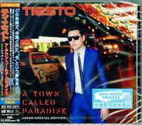 TIESTO-A TOWN CALLED PARADISE (JAPAN SPECIAL EDITION)-JAPAN CD BONUS TRACK F56