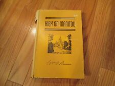 High on Manitou a History of St Olaf College 1874 1949 Minnesota MN HC Book
