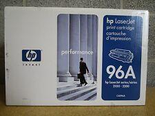 Lot Of 2 Genuine HP C4096A 96A Laserjet 2100 2200 Series Cartridge OEM Sealed