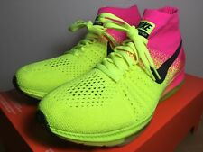 "Nike Zoom All Out Flyknit OC ""Rio Olympic"" (845717-999) SZ MENS 8/WMNS 9.5"