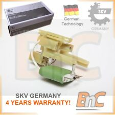 OEM SKV HEAVY DUTY INTERIOR BLOWER RESISTOR FOR OPEL VAUXHALL CALIBRA VECTRA