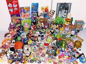 300+ Vintage Weird Monster Toy Lot Garbage Pail kids Sick 1980's MABA Madballs