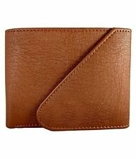 Modish Designs Trifold Card Coin Wallet For Mens/Boys (Tan)