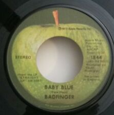 Badfinger Apple 1844 BABY BLUE / FLYING (GREAT ROCK N ROLL 45) PLAYS WELL
