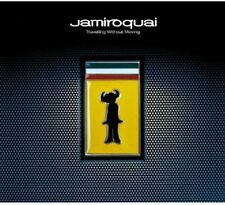 Travelling Without Moving: Deluxe Edition - Jamiroquai (2013, CD NEUF)2 DISC SET