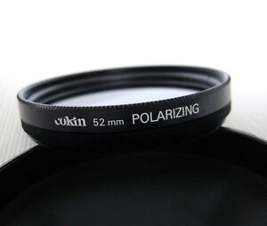 Circular polarization Filter Cokin-52x0.75! Excellent!See photo!Made in France!