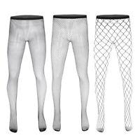 Männer Netzstrümpfe Netz Strumpfhosen Leggings Crossdresser Unterwäsche Dessous