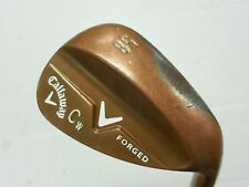 Callaway Forged Copper 58* Wedge 58.09 Dynamic Gold Tour Issue S400 Stiff Steel