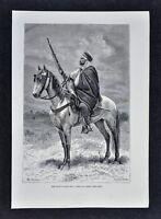 """Algeria Tlemcen Flower Arabic Arab Country Travel 16/""""X20/"""" Vintage Poster FREE SH"""