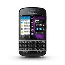 BLACKBERRY Q10 16GB Black / White  - Unlocked - Smartphone Mobile Phone