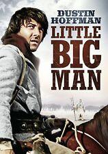 LITTLE BIG MAN DUSTIN HOFFMAN Westerns DVD NEW