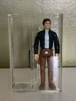 1980 Kenner Star Wars Han Solo (Bespin), HK, Loose Figure Graded AFA 85 NM+