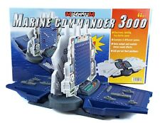 COMPUTER BATTLESHIPS MARINE COMMANDER 3000 - ELECTRONIC SPACE GAME