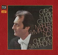 Mahler Symphony No. 1 Carlo Maria Giulini Audio CD