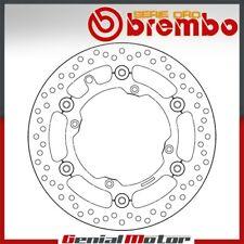 Disco Freno Flotante Brembo Serie Oro Delantero por Husqvarna Wr 250 2000 > 2006