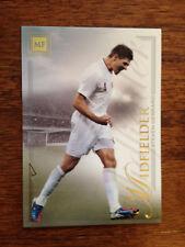 2014 Futera Unique Soccer Card- Liverpool England STEVEN GERRARD Mint