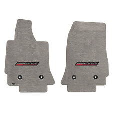 FOR CHEVROLET CORVETTE C7 2014-2017 Front Floor Mats GRAND SPORT LOGO 600301