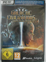Galactic Civilizations III - Limited Special Edition - Strategie Menschen Aliens