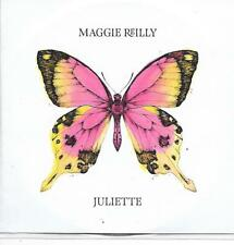 MAGGIE REILLY - Juliette PROMO CDr SINGLE 1TR UK (Red Berry Records) 2013