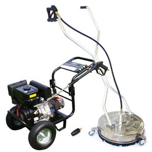 Pressure Washer Business Cleaning Kit Patio Paving Driveway Cleaner KM3700P