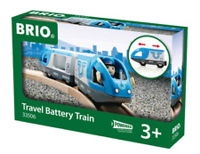 BRIO 33506 Travel Battery Train Brand new. Free Post with tracking
