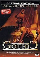 Dvd GOTHIC Special Edition - (2 DvD) (1986)  ......NUOVO