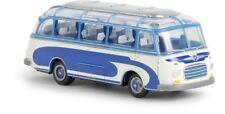 Brekina 56017 - 1/87 Setra S 6 Bus - Blau/Weiss - Neu