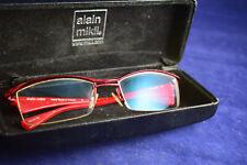 e2921402136a Alain Mikli glasses frames with case A0840 12 53-18-135