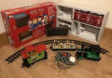 More details for lgb peanuts starter train set garden railway with extras - in as found condition