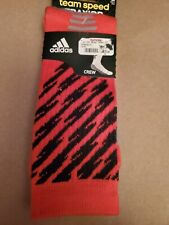 Adidas Socks large Orange crew