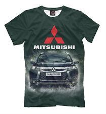 Mitsubishi pajero - t-shirt HD high quality print Motorsport design sports car
