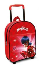 Ladybug Miraculous Kinder Trolley Rucksack Kinderkoffer Koffer Tasche