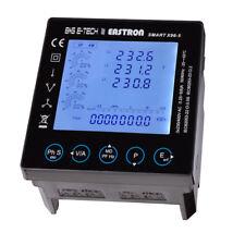 Panelmeter Stromzähler Einbaumessgerät 96x96 S0  RS485 Modbus RTU  MID geeicht