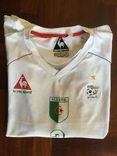 Maglia calcio le coq sportive algerie replica maillot football shirt home 2008