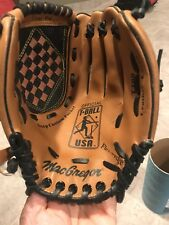 MACGREGOR T200 Official T Ball USA Glove 95170 10 Inch Synthetic Leather Laced