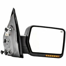 New FO1321242 Passenger Side Power Heated Door Mirror For Ford F-150 2004-2006