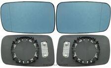 Vetro Specchio Blu Riscaldabile Sinistra + Destra Per BMW 3er e46 Coupe Cabrio | 7er