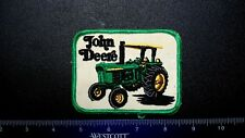 Embroidered patch JOHN DEERE TRACTOR SMIT ESTATE 1970s v4 extraordinary