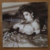 MADONNA Like A Virgin SIRE UK Original ALSDORF 1st Press Inner VINYL LP NM