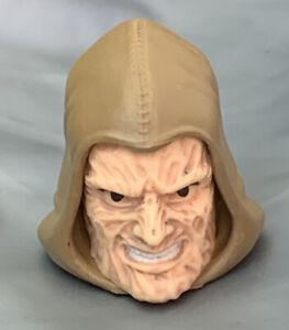 Custom FUNKO Freddy Head modified to fit MOTU Origins or Similar Figures