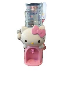 Hello Kitty Water Cooler Dispenser Pink Used Collectible